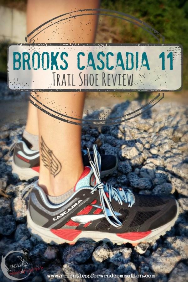 Brooks Cascadia 11 Review