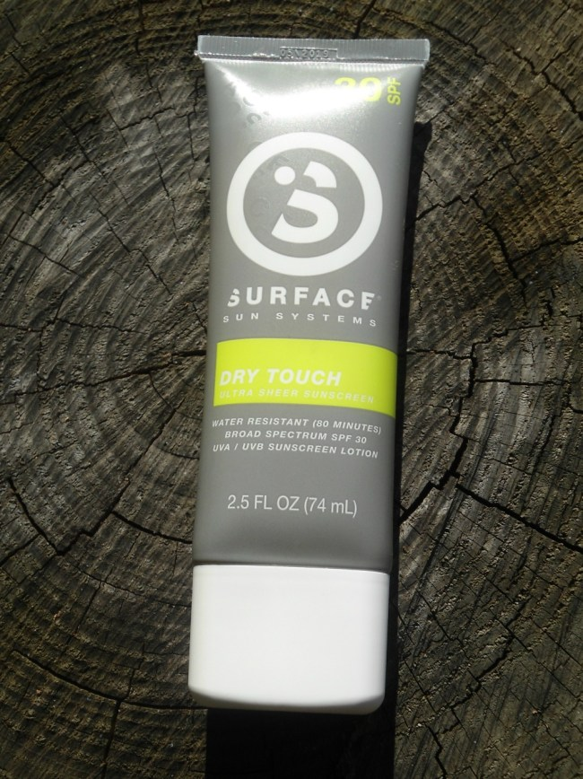 Surface Sunscreen