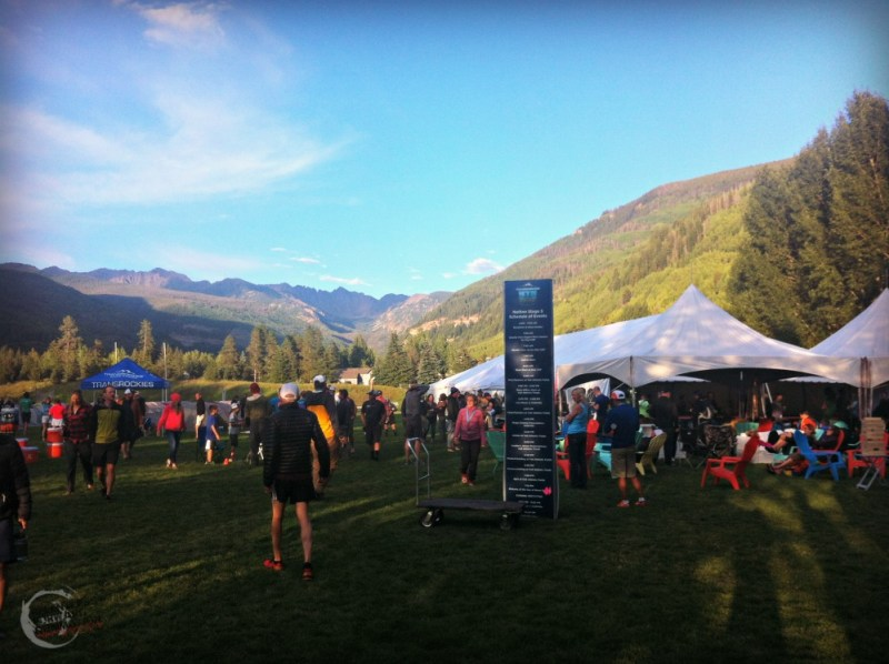 Vail Camp Stage 5 TransRockies Run