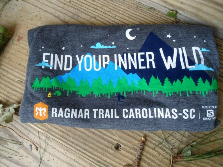 Ragnar Trail T shirt