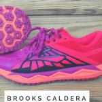 Brooks Caldera Review