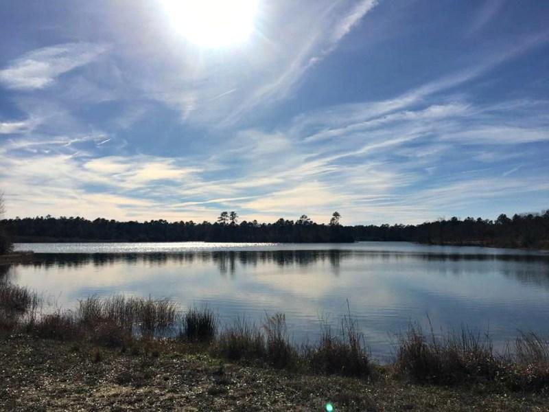 hallucination lake Betsy