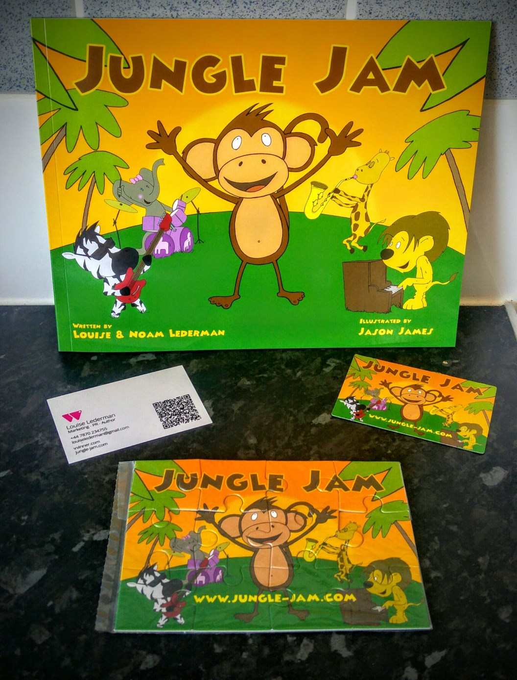 Christmas gift guide - jungle jam