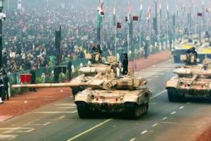 Republic day defence parade