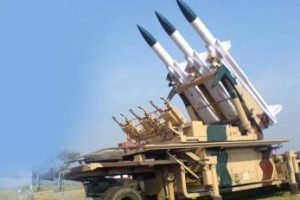 An Indian air defence system