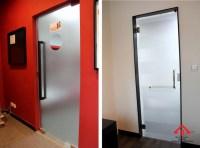 Glass Swing Door - Reliance HomeReliance Home