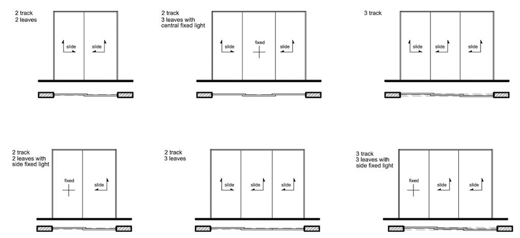 Standard Size Sliding Door Malaysia Sliding Door Designs