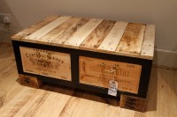 Wood Working: Access Wood box coffee table plans