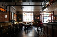 victorian pub interior