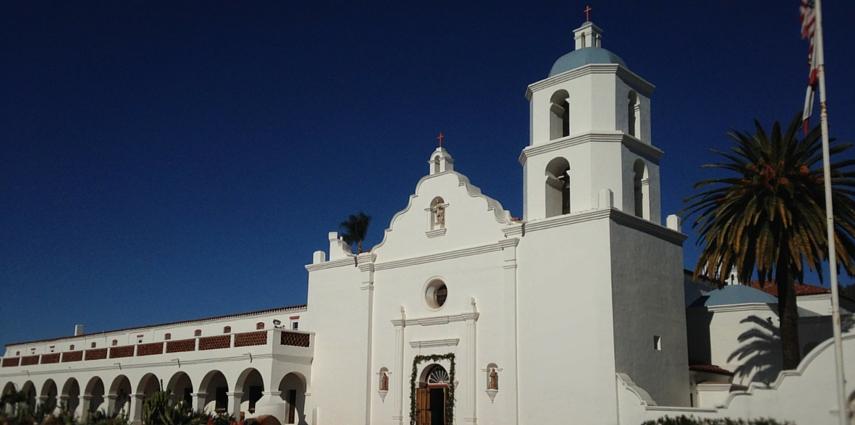 Mission San Luis Rey de Francia RelicRecord