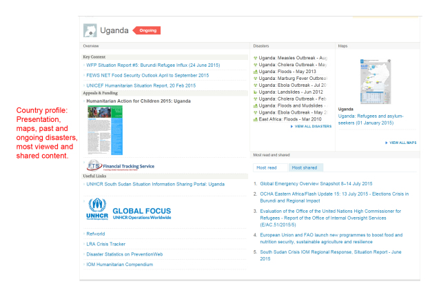 How to find the most suitable jobs on ReliefWeb ReliefWeb