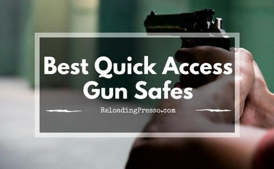 Fast! 3 Best Quick Access Gun Safes 2017 [Get It & Go]