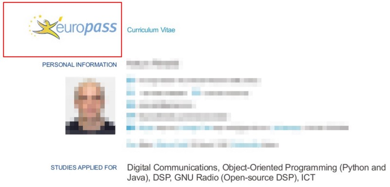 Relocate Blog The Europass CV doesn\u0027t work for European tech - european resume template