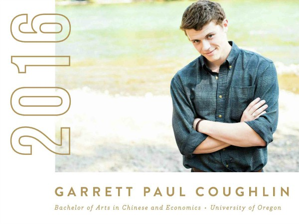 Minted College Graduation Announcements - Reluctant Entertainer