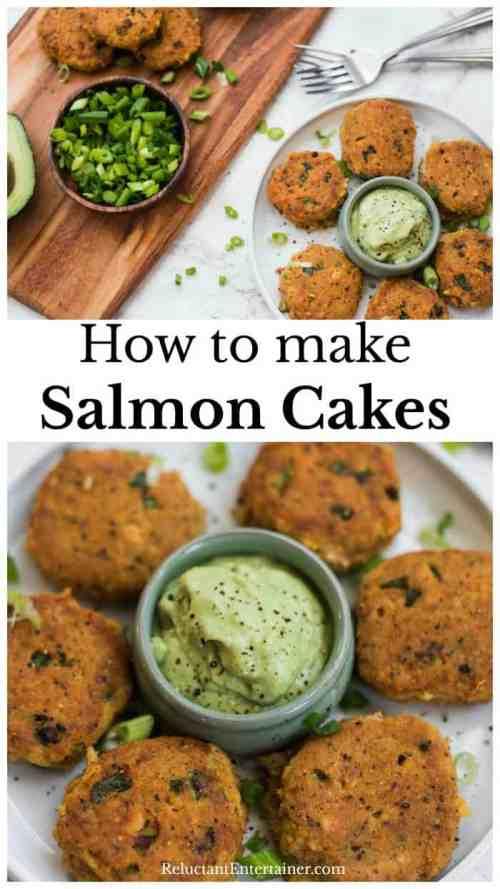 Medium Of Canned Salmon Recipes
