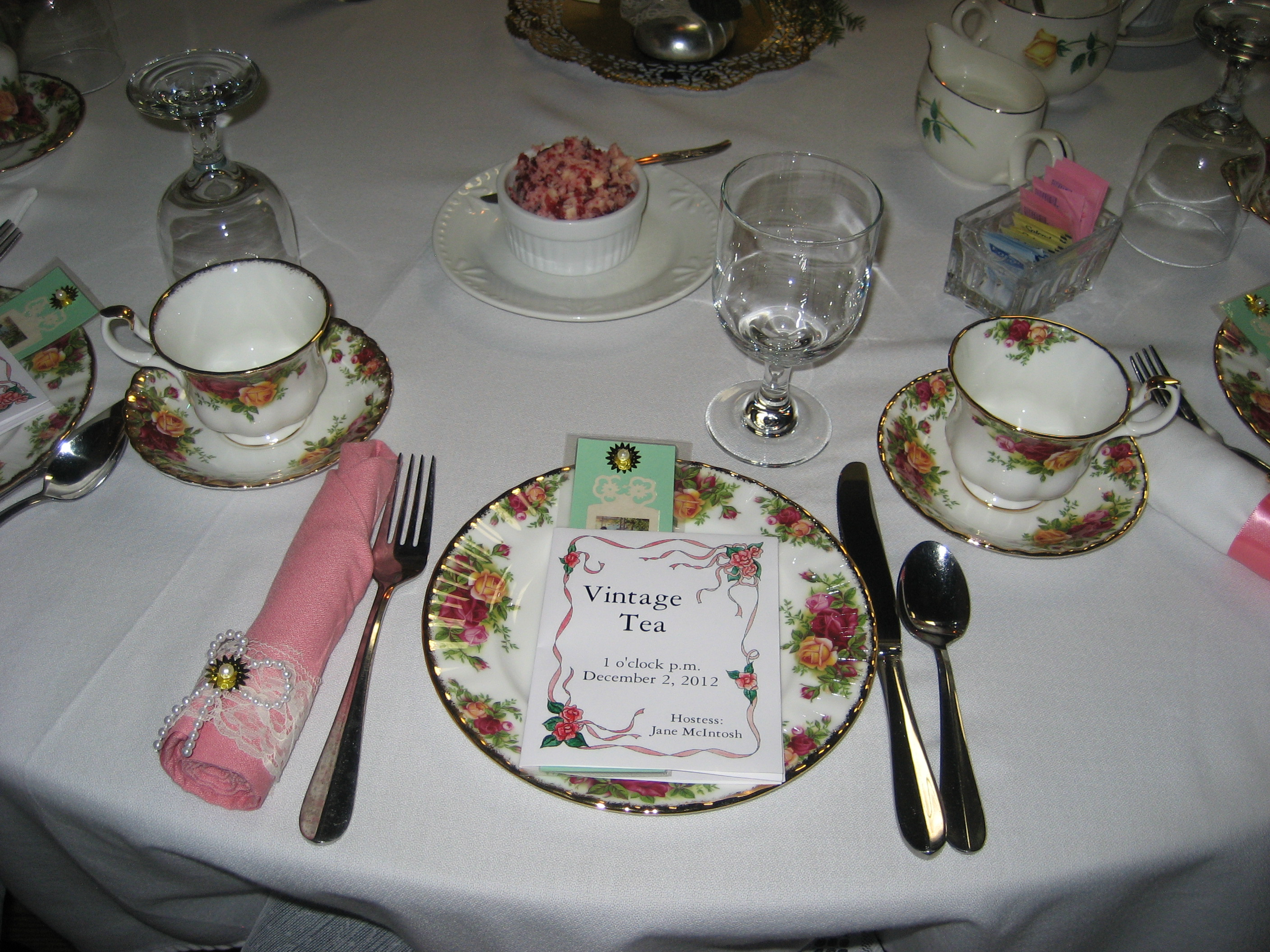 How ... : english service table setting - pezcame.com