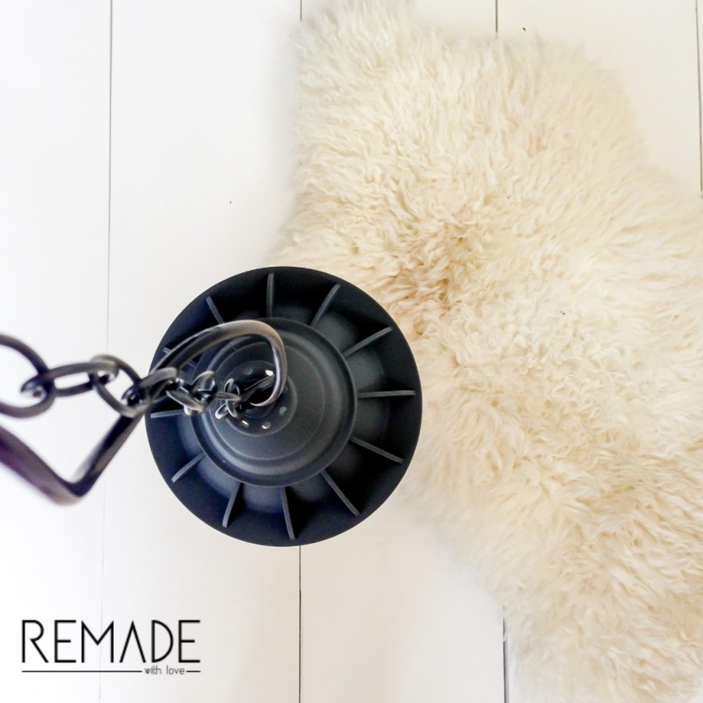 Remade With Love IndustriËle Kooilamp (bully Lamp) Van Kwantum | Remade