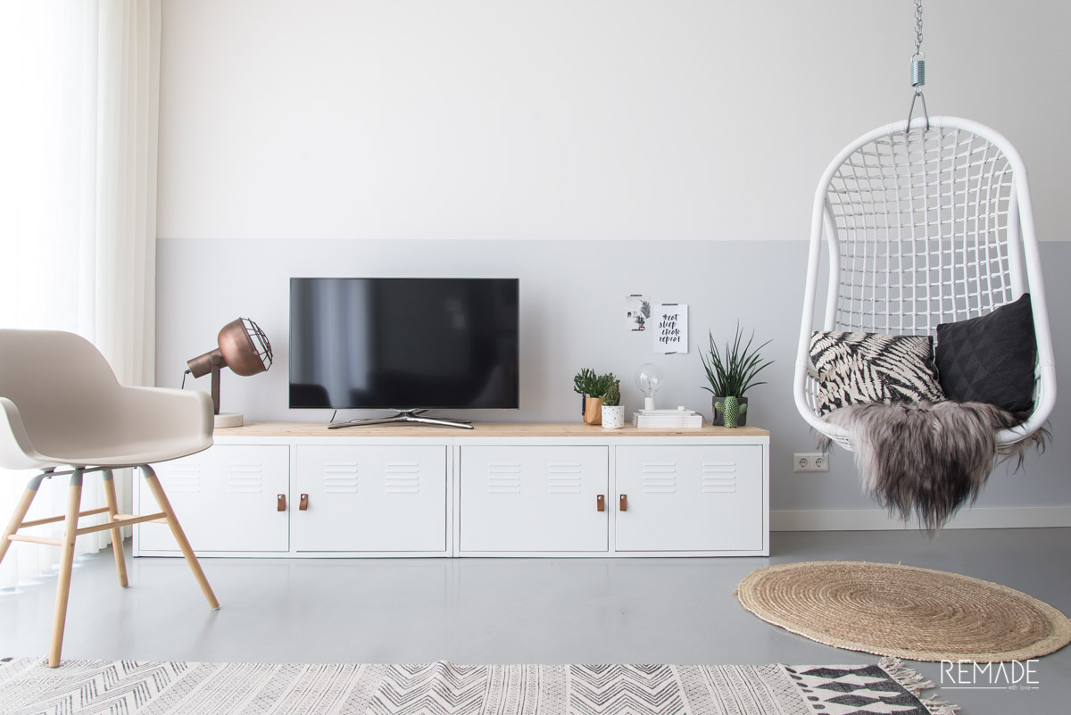 Tv Meuble Ikea Ikea Hack Tv Meubel Ikea Ps Kast Remade With Love