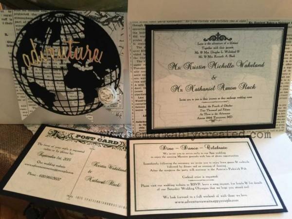 theme invitations