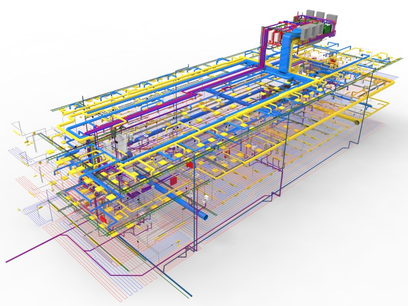 HVAC design - Consulting Engineers - Building Services Design REMARS