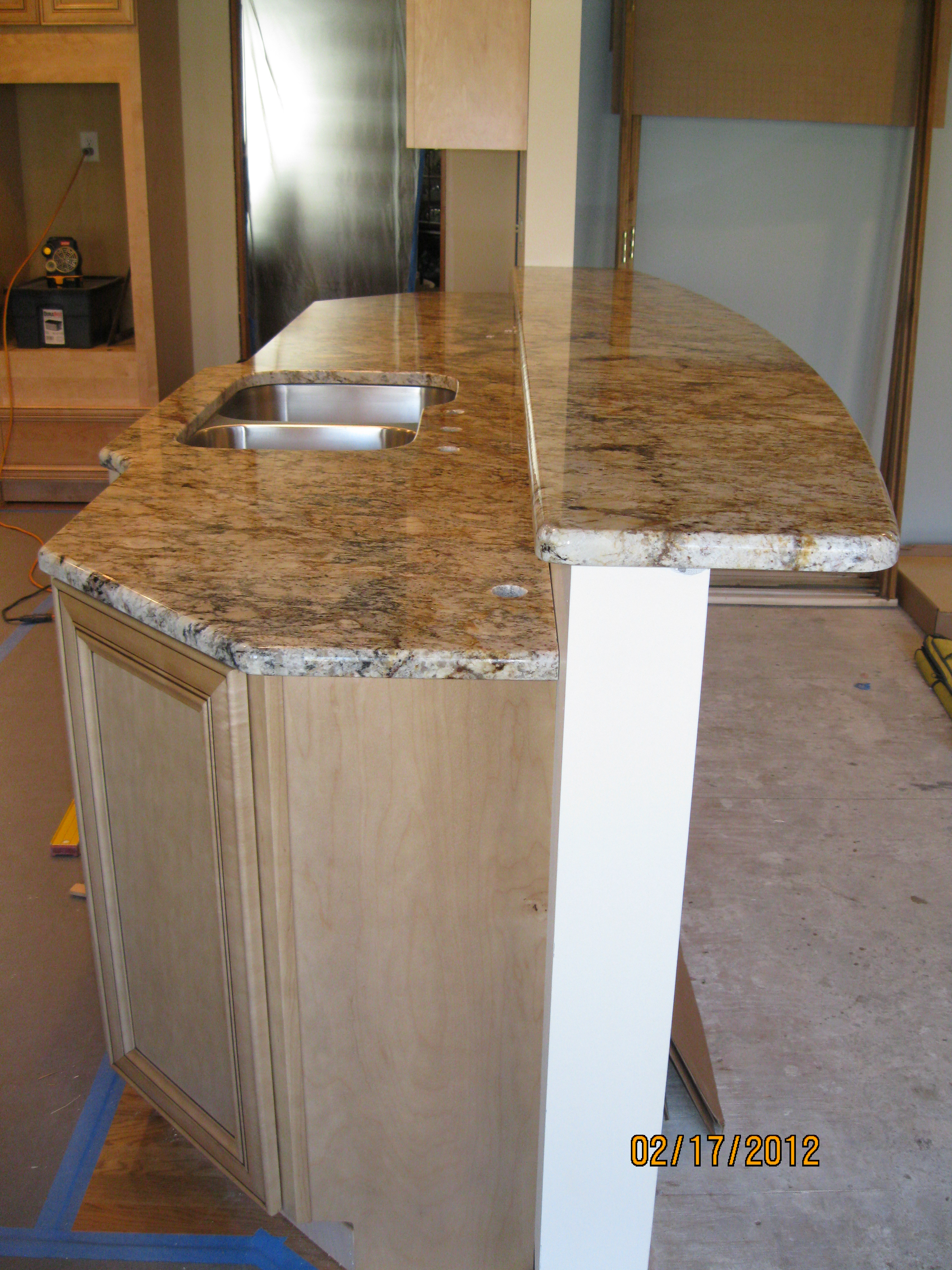 Countertop Hole Plug West Chester Kitchen Countertops Remodeling Designs Inc