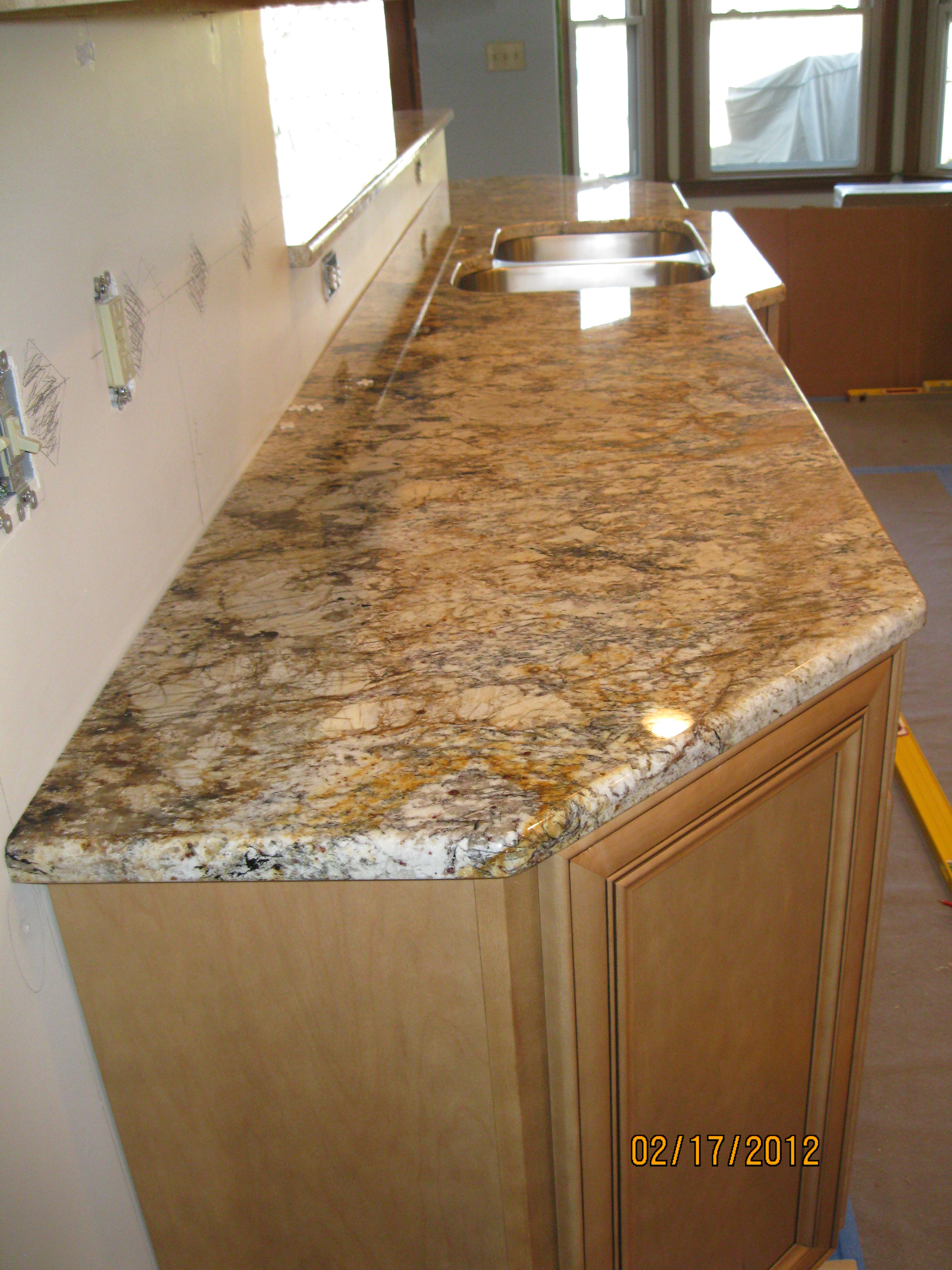 Countertop Hole Plug West Chester Kitchen Countertops Remodeling Designs