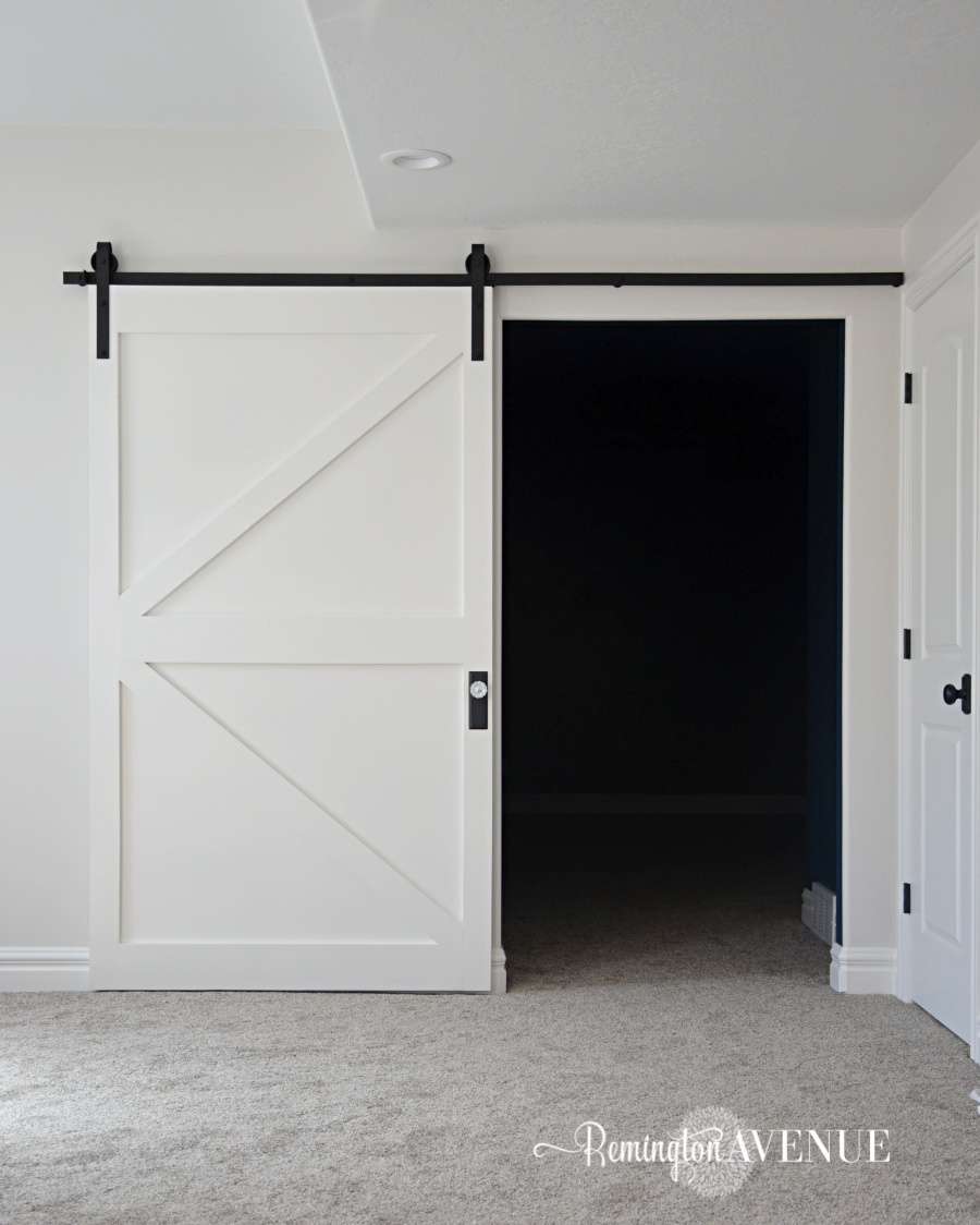 Barn Doors For Homes 50 Diy British Brace Barn Door Remington Avenue