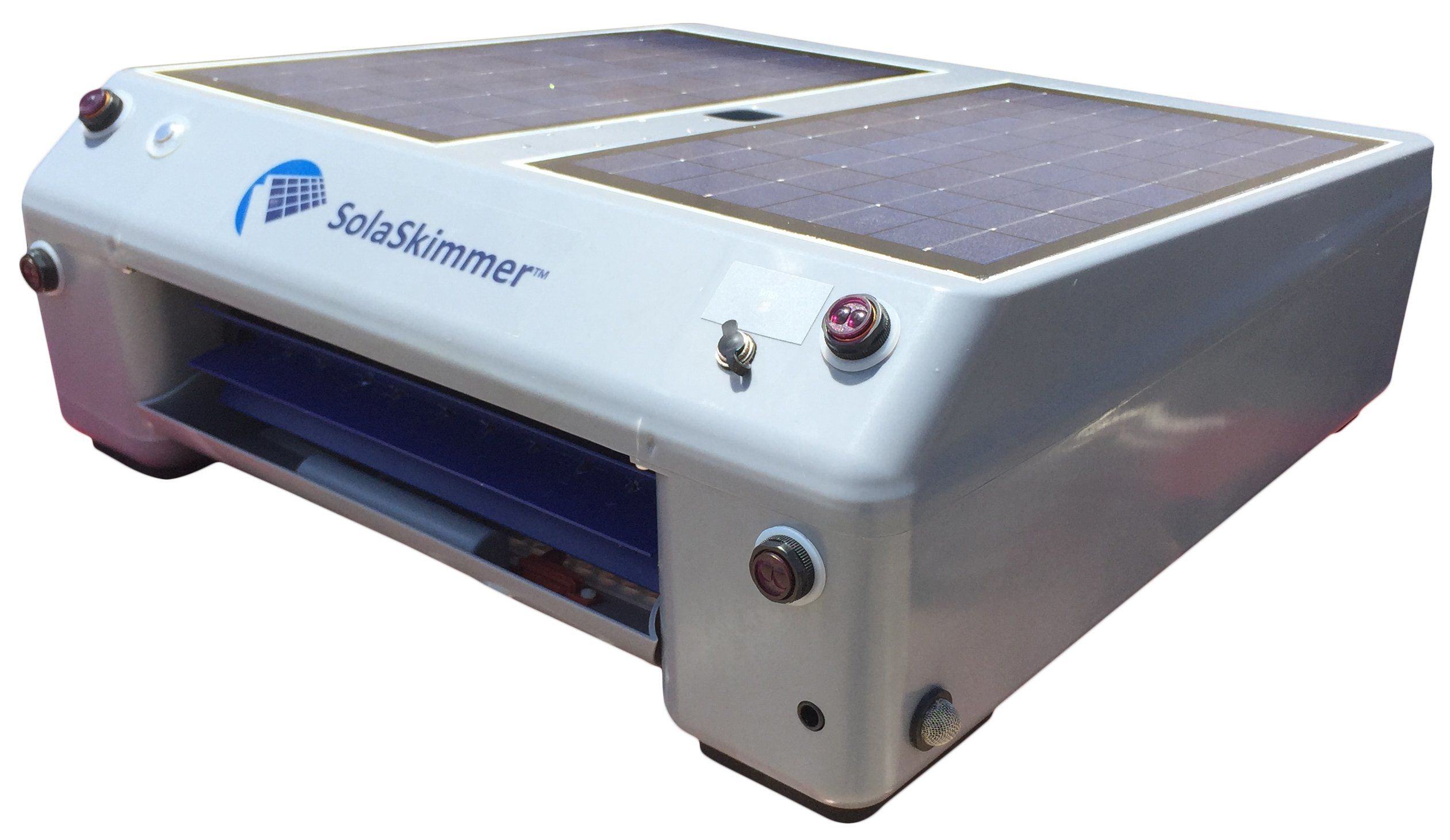 Pool Solarplane 4 X 8 Solaskimmer Solar Powered Swimming Pool Skimmer