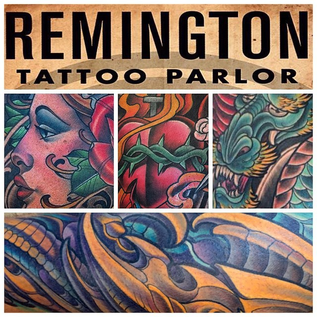 Job Opening Front Counter/Shop Assistant - Remington Tattoo Parlor - shop assistan