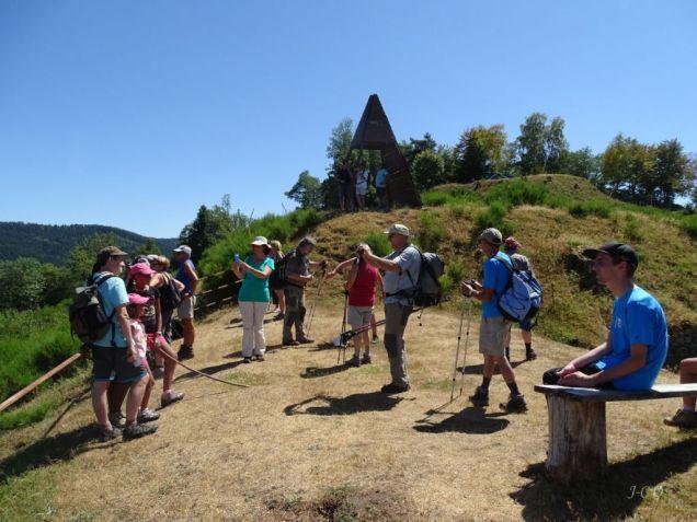 Marche pour touriste organisée par les Amis de la Nature (22)