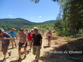 Marche pour touriste organisée par les Amis de la Nature (7)