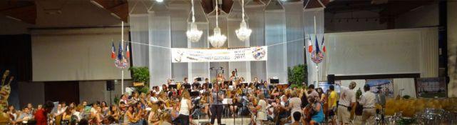 Panorama ensemble des orchestres