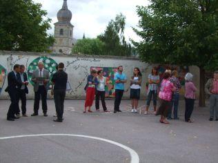 Rentrée scolaire dans le primaire 049
