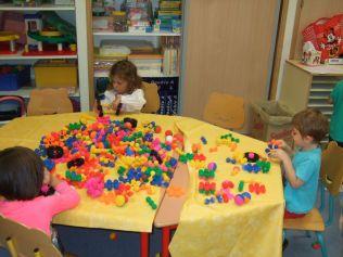 Rentrée scolaire dans le primaire 073