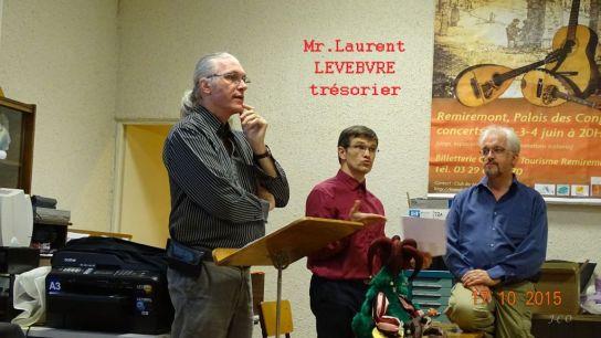 04 bilan financier par Laurent Lefebvre