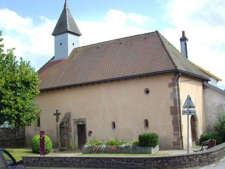 La Chapelle de La Magdelaine