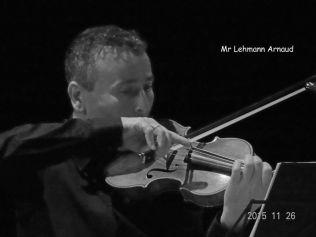 03 le violoniste n&b