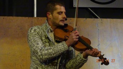 21 violoniste