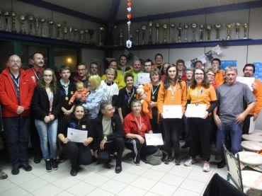 Médaillés vosgiens 10 m 2015
