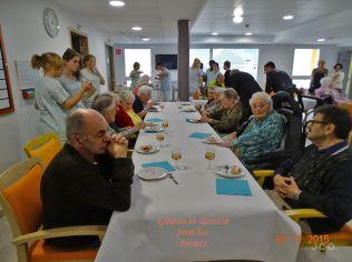 les 103 ans d'une résidente Léon Werth (3)