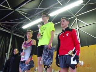12 podium minines-cadets