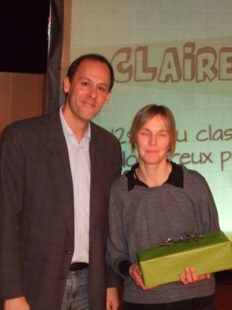 Claire Brice
