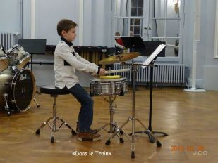 10 Lucas aux Percussions