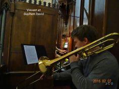 13 Concert Cuivres,Bois et Orgue