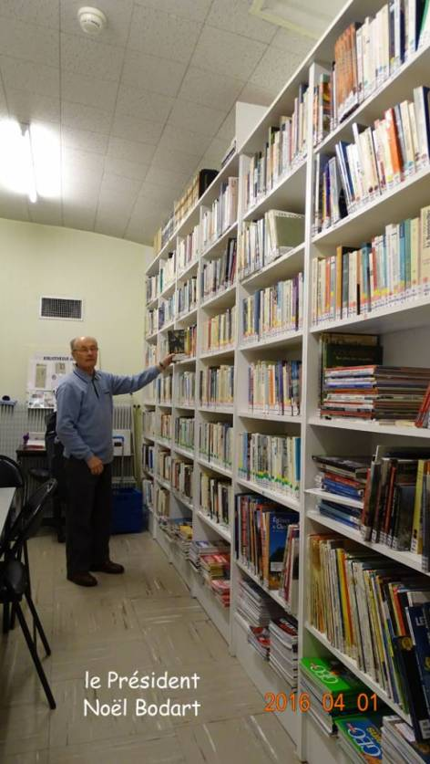 02 la bibliothèque