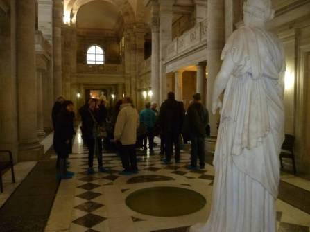 visite thermes napoléon