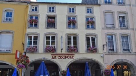 Premier prix de la Catégorie Hôtels-Restaurants.