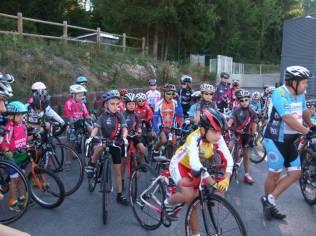 Le Petit Tour des Vosges (photo édition 2015)
