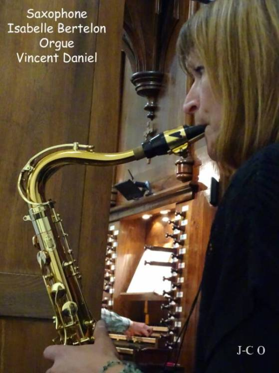 04 Saxophone et Orgue