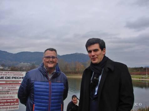 08 Visite de M. Le Maire